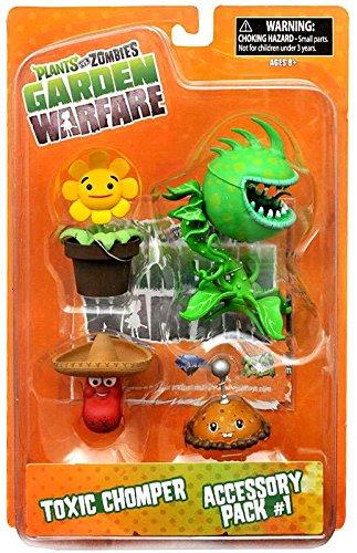 Amazon.com: Plants vs. Zombies Garden Warfare Series 2 Toxic Chomper ...