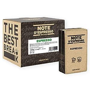 Note D'Espresso – Café expreso envasado al vacío, 250g (caja con 4 paquetes) 51CGt4jfvEL