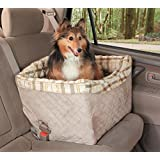 Solvit Tagalong On-Seat Pet Booster, Deluxe, Jumbo