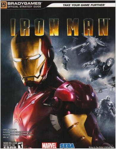 Iron Man Official Strategy Guide (Bradygames Strategy Guides)
