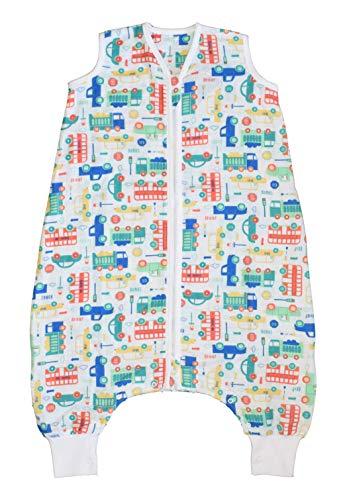 Slumbersac Standard Standard Sleeping Bag with Feet 2.5 Tog 18-24 months//90cm Flamingo