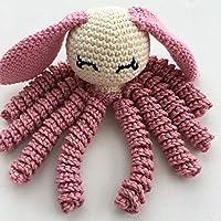 Crochet Octobunny for babies