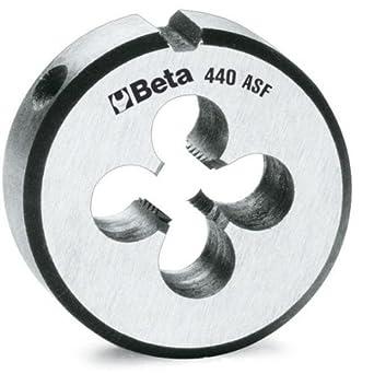 Beta 440Asf 9 16quot Round Die Fine Pitch UNF Thread