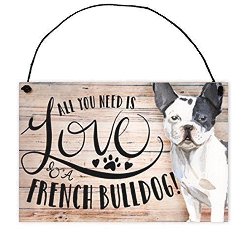 """French Bulldog Dog Sign 