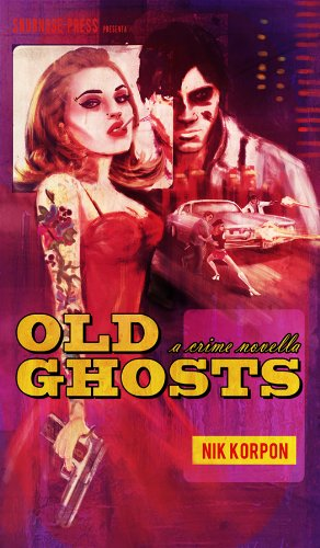 book cover of Old Ghosts