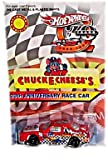 chuck e cheese hot wheels - Hot Wheels - Exclusive Edition - Chuck E. Cheeses - 20th Anniversary Race Car (#20) - Orange Color w/Chuck E. Cheese Graphics on Side and Hood