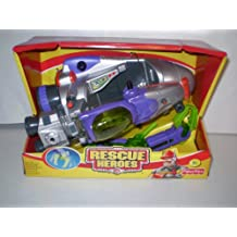 Fisher-Price Rescue Heroes Space Pod Vehicle