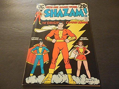 Shazam #3 June 1973 Bronze Age DC Comics Uncirculated