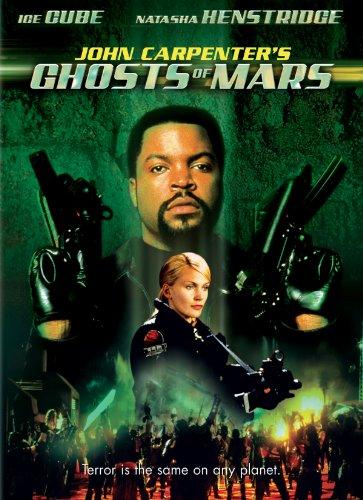 John Carpenter's Ghosts Of Mars (Blu Dash Advance)
