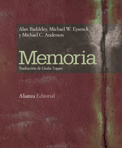 Descargar Libro Memoria Alan Baddeley
