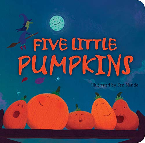Five Little Pumpkins (Padded Board Books) -