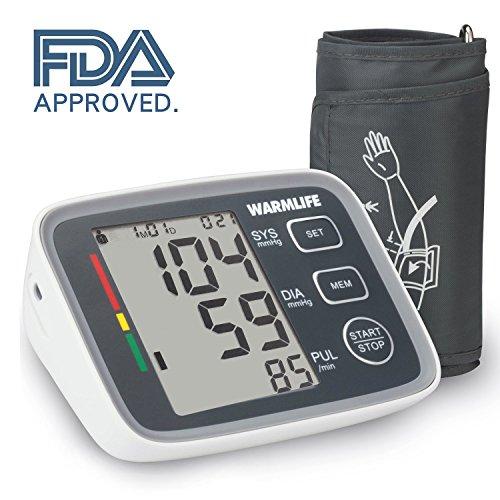 Warmlife Automatic Digital Upper Arm Blood Pressure