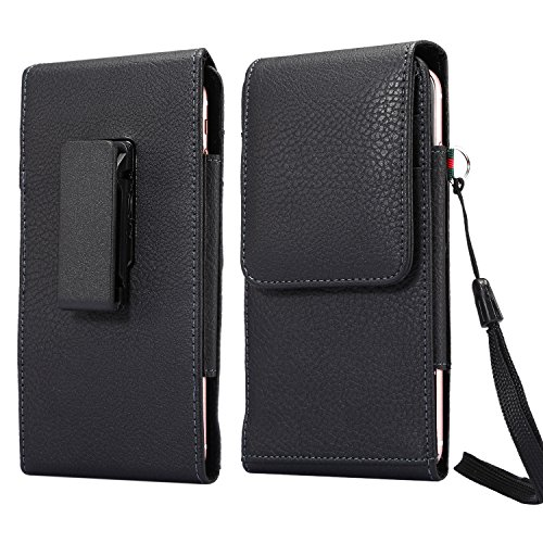 Premium Leather Vertical Executive Holster