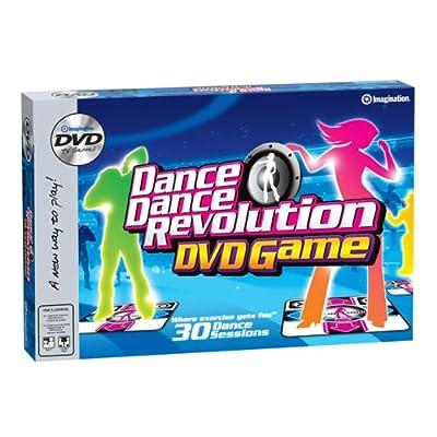 Imagination Dance Dance Revolution DVD Game: Toys & Games