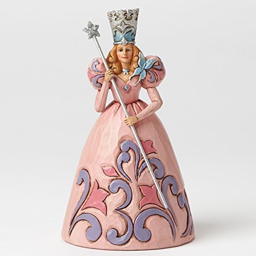 [Wizard Of Oz Glinda The Good Witch Pint-Sized Figurine By Jim Shore-4044763] (Good Witch Of Wizard Of Oz)