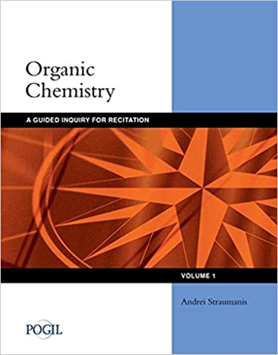 Amazon organic chemistry a guided inquiry for recitation organic chemistry a guided inquiry for recitation volume 1 1st edition fandeluxe Images