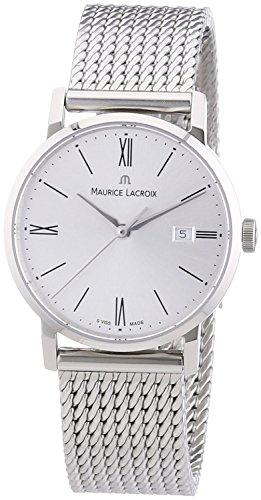 Maurice Lacroix EL1084-SS002-110 Ladies Eliros Silver Mesh Watch