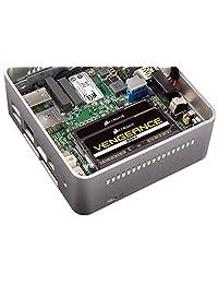CORSAIR CMSX32GX4M2A2400C16 Memoria Vengeance de 32GB (2x16GB) 260 Pines DDR4 SO-DIMM DDR4 2400 (PC4 19200) (Memoria para notebook)