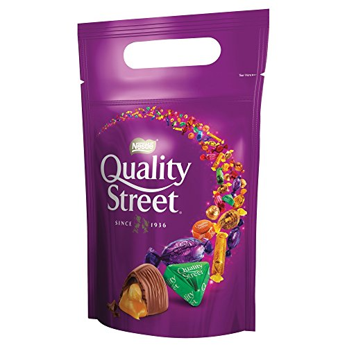 Quality Street Pouch Bag Chocolate, 500 g