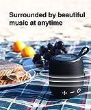Portable Bluetooth Speaker,SANAG Bluetooth 5.0 Dual