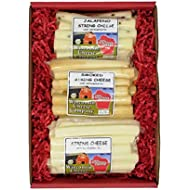 Wisconsin Popular Classic String Cheese Sampler Gift