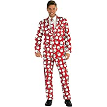 Forum Novelties Men's Santa Suit Costume