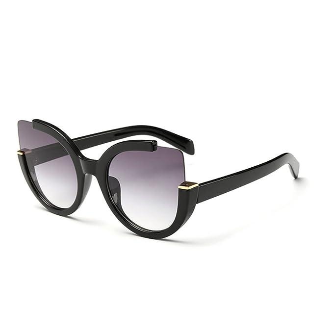 Amazon.com: tansle Popular tendencias de moda Lady Cateye ...