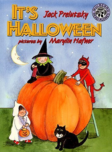 It's Halloween by Jack Prelutsky