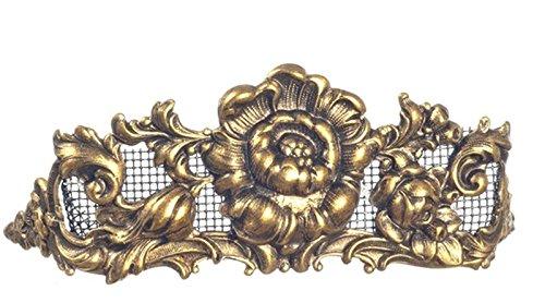 超安い品質 ドールハウスミニチュア1 : : 12スケール暖炉画面で花柄デザイン B01M4MWK5R B01M4MWK5R, Flystyle:65acc71f --- diceanalytics.pk