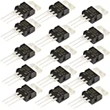 STMicroelectronics TIP120 TO-220 NPN Power Darlington Transistor 16 Pieces