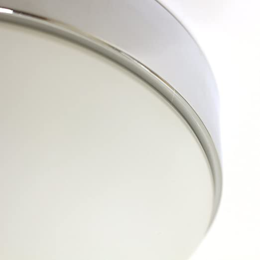 LUX de lámpara LED Lámpara de techo plafón Aki pantalla de ...