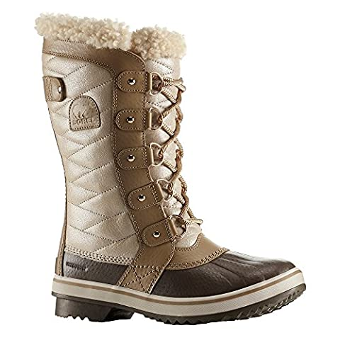 Soerel Women's Tofino II Boot Beach/Fawn 7.5 B(M) US - Fawn Footwear