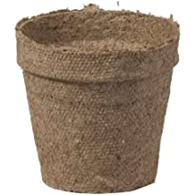 Jiffy 70000494 Round 2.25-Inch Peat Pots, Pack of 2816