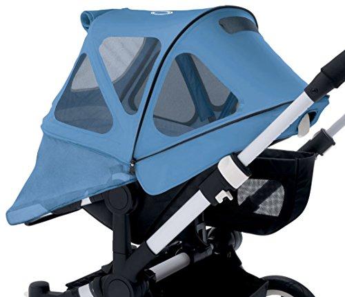 Bugaboo Donkey Breezy Sun Canopy, Ice Blue