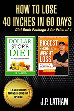 how to lose 40 pounds in 40 days diet