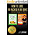 How to Lose 40 inches in 60 days: Diet book package 2 for price of 1