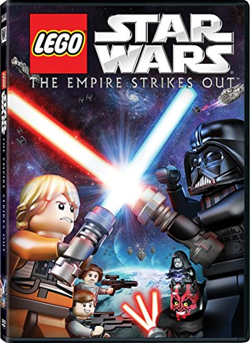 LEGO Star Wars: The Empire Strikes Out (Lego Star Wars Dvd Box Set)