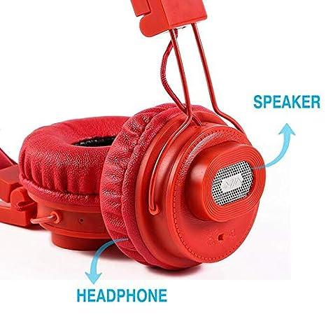 Amazon.com: Genérico NIA X5 Auriculares Bluetooth - 1.575 in ...