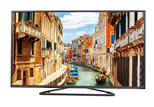 Sceptre U508CV-UMK 49-Inch Ultra Slim 4K Ultra UHD LED TV, Just Black...