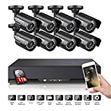 Best Security Camera Systems - Rraycom 8CH Security Camera System 1080P Lite 5 Review