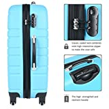 Travel Suitcase Spinner Luggage sets Hardshell
