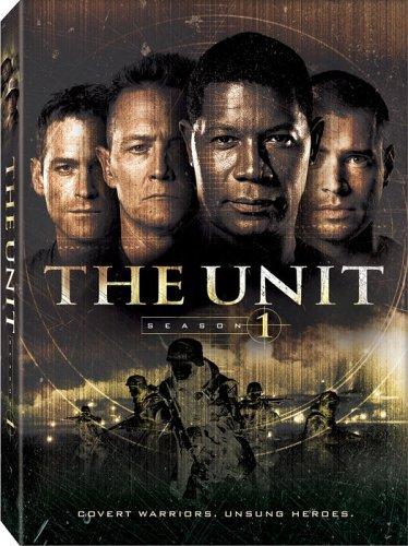 DVD : The Unit - The Complete First Season (US.AZ.9.96-0-B000GB75CO.387)