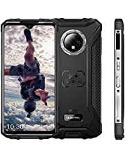 OUKITEL WP8 Pro Unlocked Rugged Smartphone Android 10 4GB RAM + 64GB ROM MT6762D,IP68 5000mAh 6.49 inch Dual SIM 16MP Rear Triple Camera NFC Global Version