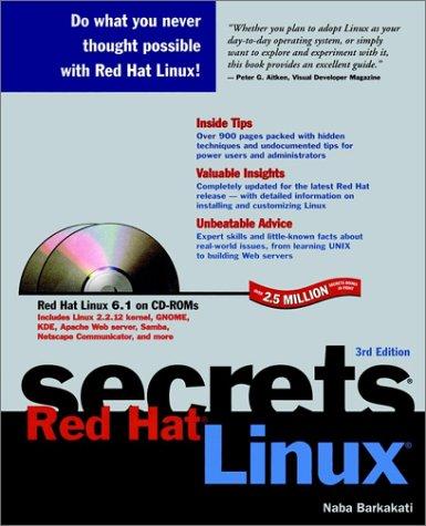 Red Hat Linux Secrets