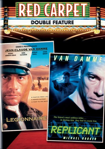 DVD : Replicant / Legionnaire (DVD)