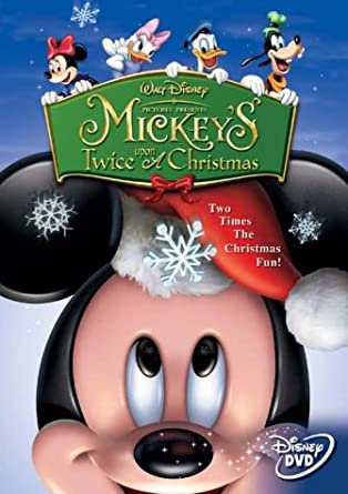 Mickey's Twice Upon A Christmas [DVD]: Amazon.co.uk: Matthew O ...