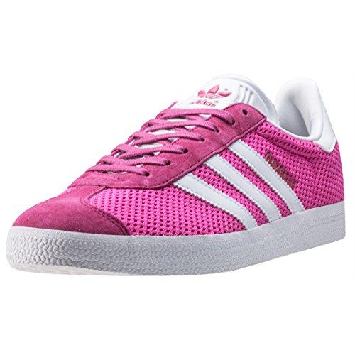 Sneakers Adidas Da Uomo Gazelle Rosa / Bianche