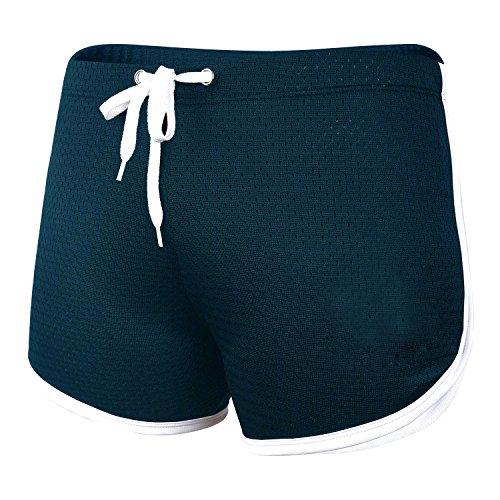 vintage gym shorts - 1