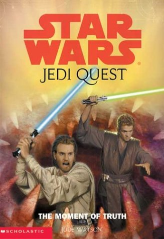 jedi quest books - 1