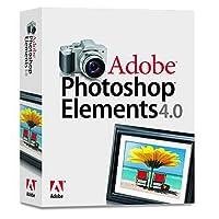 Adobe Photoshop Elements 4.0 - complet (1 poste)